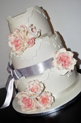 ellen weafer wedding cake