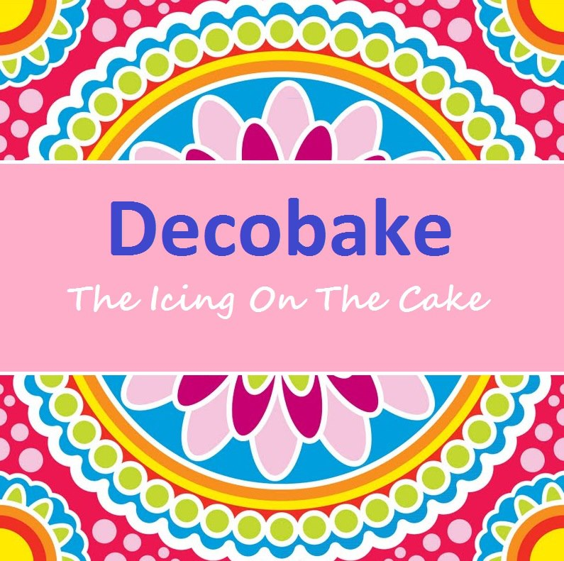 Decobake…………..A Caker's paradise!!!!
