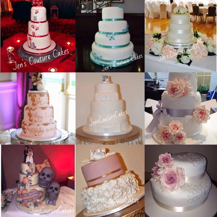jens 2015 wedding cakes