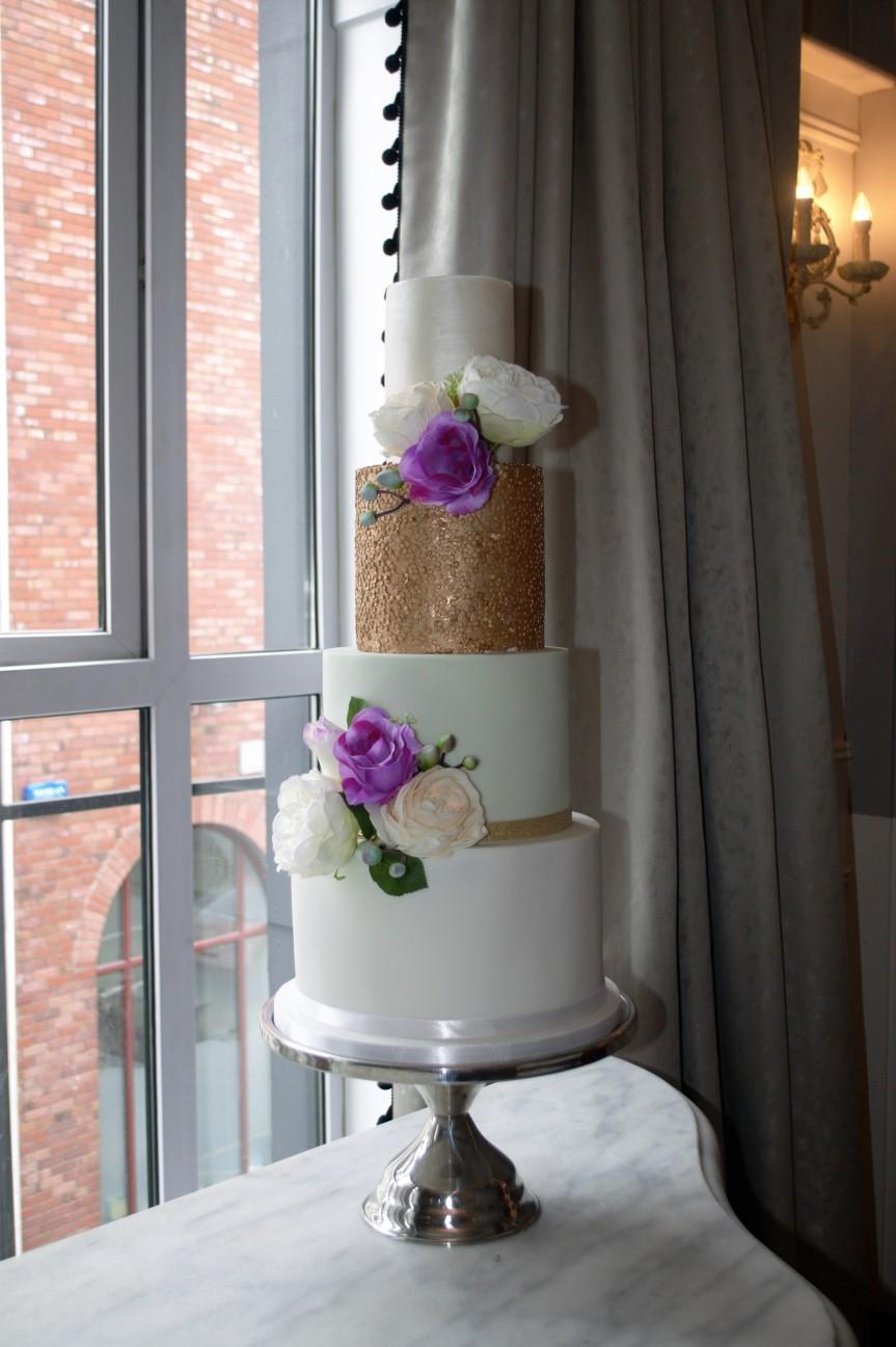 amanda wedding cake 2