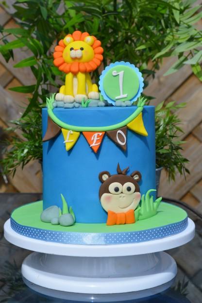 leo cake 3
