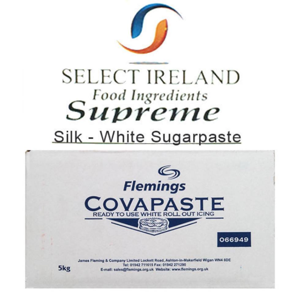Supreme SilK – VS – Covapaste